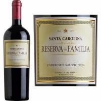 Santa Carolina Reserva de Familia Cabernet 2014 (Chile) Rated 94W&S