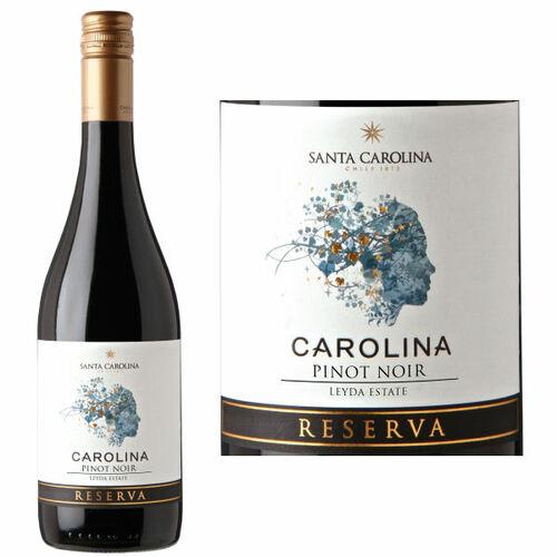 Santa Carolina Reserva Pinot Noir 2019 (Chile)