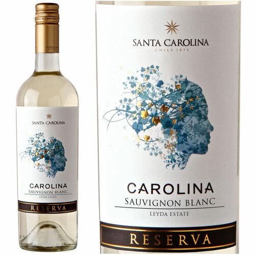 Santa Carolina Reserva Sauvignon Blanc 2019 (Chile) Rated 90JS