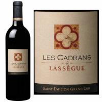 Chateau Lassegue Les Cadrans de Lassegue St. Emilion 2016