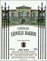 Chateau Leoville Barton Saint Julien 1982 Rated 90+WA