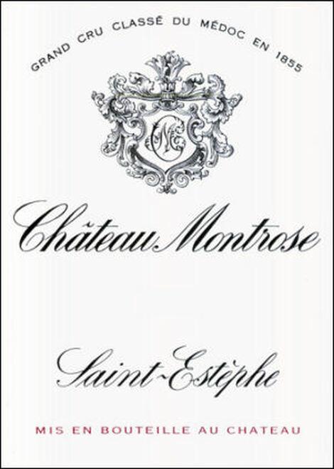 Chateau Montrose Saint Estephe 2009 Rated 98WA