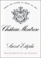 Chateau Montrose St. Estephe 1989 Rated 100WA