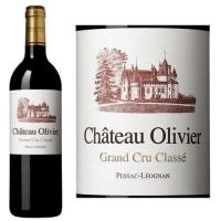 Chateau Olivier Pessac Leognan Grand Cru Rouge 2007