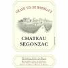 Chateau Segonzac Cotes de Blaye 2003