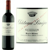 Chateau Senejac Haut Medoc 2004 Rated 89WA