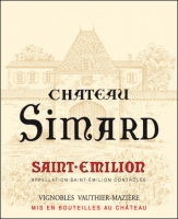 Chateau Simard Saint Emilion 2005 (France)