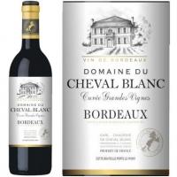 Domaine Du Cheval Blanc Bordeaux Cuvee Grandes Vignes 2012