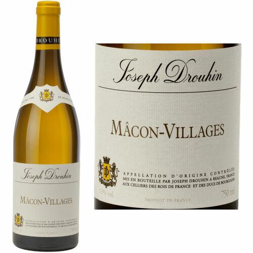 Joseph Drouhin Drouhin Macon-Villages Chardonnay 2019 (France)