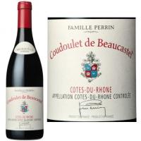 Famille Perrin Coudoulet de Beaucastel Cotes du Rhone 2014