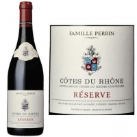 Famille Perrin Reserve Cotes du Rhone Rouge 2014