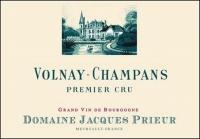 Jacques Prieur Volnay Champans Premier Cru 2008
