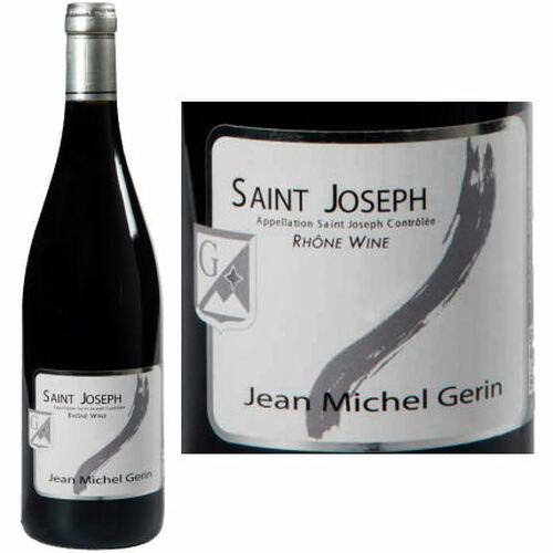 Jean Michel Gerin Saint-Joseph Syrah 2016 Rated 90WA