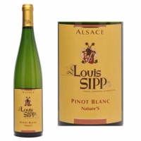 Louis Sipp Nature's Alsace Pinot Blanc 2011