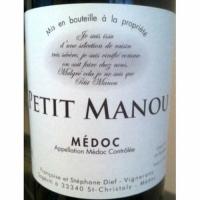 Petit Manou Medoc 2014