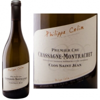 Philippe Colin Chassagne-Montrachet 1er Cru Clos Saint Jean 2014 (France)