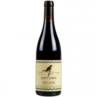 Saint Cosme Cote Rotie Rouge 2013 Rated 94WS