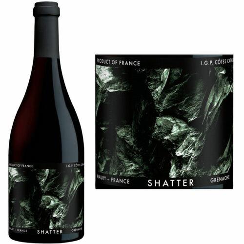Shatter by Dave Phinney & Joel Gott Vins de Pay des Cotes Catalanes Grenache 2018