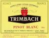 Trimbach Alsace Pinot Blanc 2018