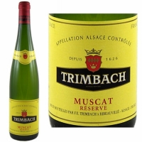 Trimbach Muscat Reserve 2012 (France)