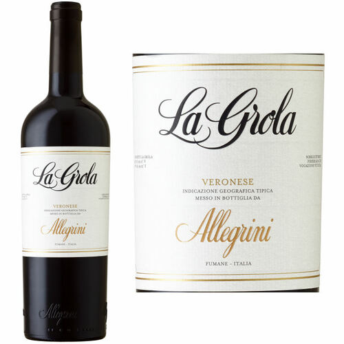 Allegrini La Grola Veronese IGT 2016 Rated 93JS