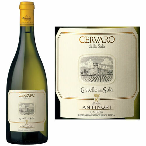 Antinori Castello della Sala Cervaro Della Sala Chardonnay Umbria IGT 2019