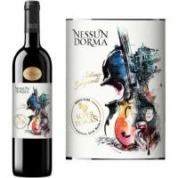 Antonio Sanguineti Super Tuscan Nessun Dorma IGT 2018 (Italy)