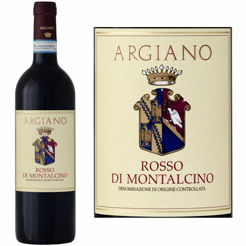 Argiano Rosso di Montalcino DOC 2018 (Italy) Rated 92JS