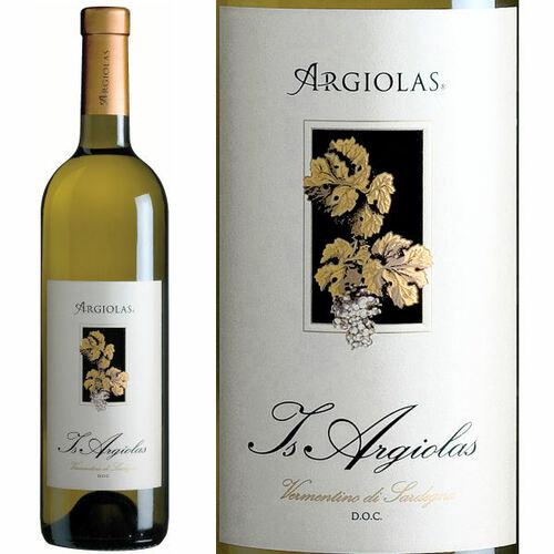 Argiolas Is Argiolas Vermentino di Sardegna DOC 2019 (Italy) Rated 94JS