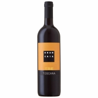 Brancaia Tre Rosso Toscana IGT 2016 Rated 93JS