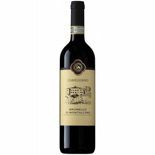 Camigliano Brunello di Montalcino DOCG 2015 Rated 91JS
