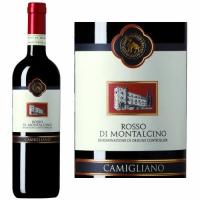 Camigliano Rosso di Montalcino DOC 2013 Rated 90WA