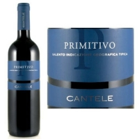 Cantele Primitivo Salento IGT 2013