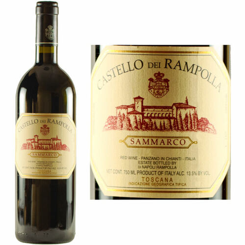 Castello dei Rampolla Sammarco 2015 Rated 98WE CELLAR SELECTION