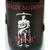 Cataldi Madonna Montepulciano d'Abruzzo Toni 2012 Rated 91VM