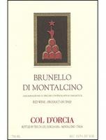 Col d'Orcia Brunello di Montalcino DOCG 2009 Rated 91WS