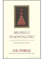 Col d'Orcia Brunello di Montalcino DOCG 2011 Rated 93WE