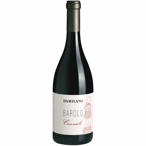 Damilano Barolo Cannubi DOCG 2015 Rated 96DM