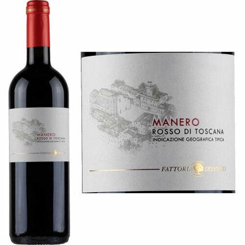 Fattoria del Cerro Manero Rosso di Toscana IGT 2015