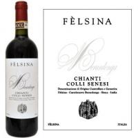 Felsina Berardenga Chianti Colli Senesi DOCG 2013 Rated 93JS