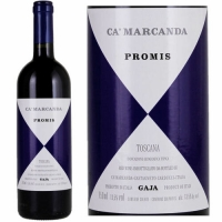 Gaja Ca Marcanda Promis 2017 (Italy) Rated 93JS