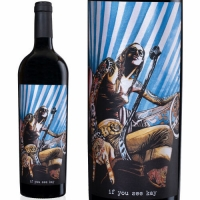 If You See Kay Red Blend IGT Lazio 2014 (Italy)
