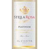 Il Conte d'Alba Stella Rosa Platinum NV (Italy)