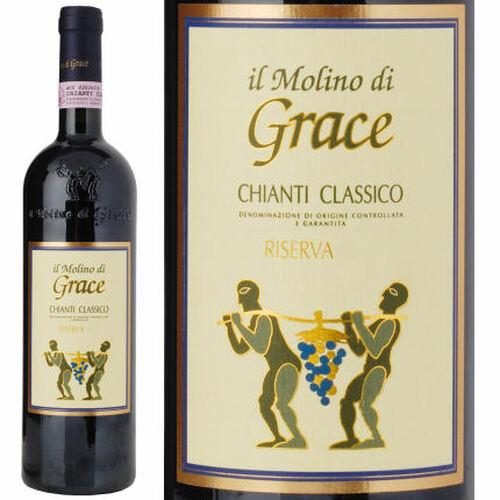 il Molino di Grace Chianti Classico Riserva DOCG 2016 Rated 95WS