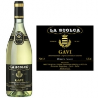 La Scolca Gavi di Gavi Black Label 2014 Rated 93JS