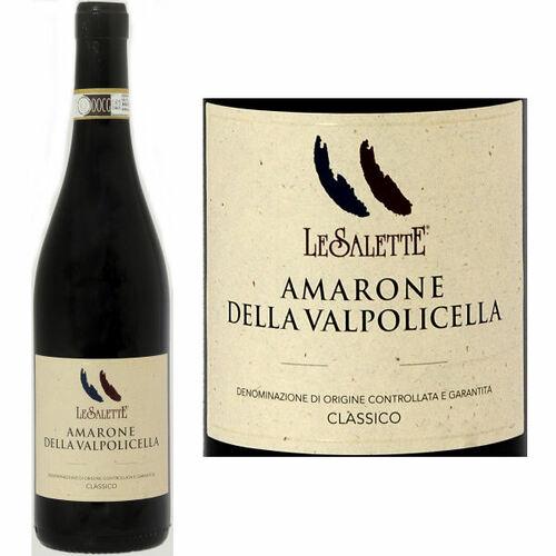 Le Salette Amarone della Valpolicella Classico DOCG 2015 Rated 93WA