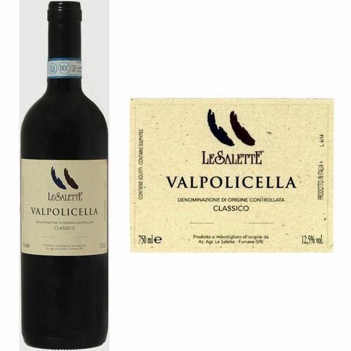Le Salette Valpolicella Classico DOC 2017
