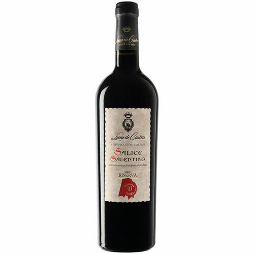 Leone de Castris Salice Salentino Riserva Red DOC 2015 (Italy)
