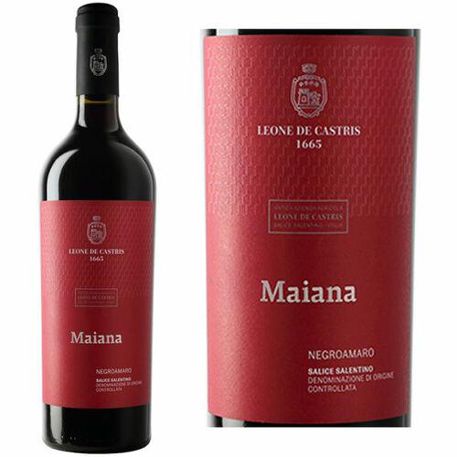 Leone de Castris Salice Salentino Rosso Maiana DOC 2017