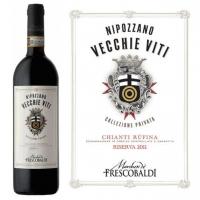 Marchesi de' Frescobaldi Nipozzano Vecchie Viti Chianti Rufina Riserva DOCG 2012 Rated 93JS